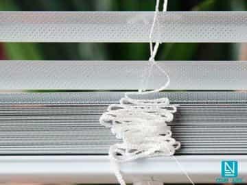 Veneciana de aluminio PERFORADO