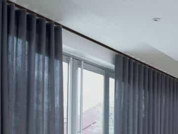 Mecanismo riel cortina RIEL ONDA PERFECTA