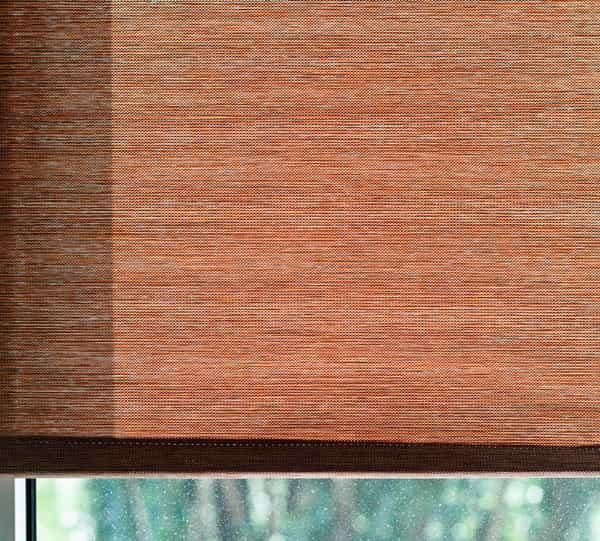 Estor enrollable Traslucido Wood